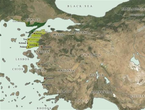 Troy   Ancient History Encyclopedia
