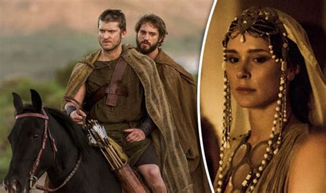 Troy: Fall Of A City: Cast and characters of BBC and ...