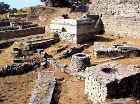 Troy, Troia Ancient City   Tour Maker Turkey