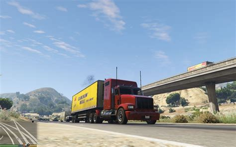 Trucking Missions  Missions de Camionnage GTA 5    Mods ...