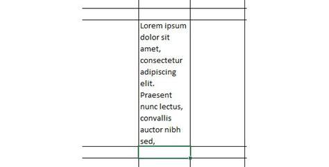 Truco Office: cómo escribir varias líneas en una celda de ...