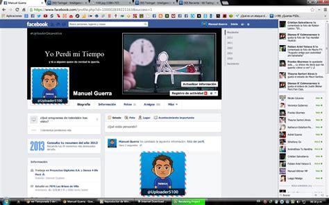 [Truco] Usar 2 Fotos de Perfil a la Vez en Facebook   Taringa!