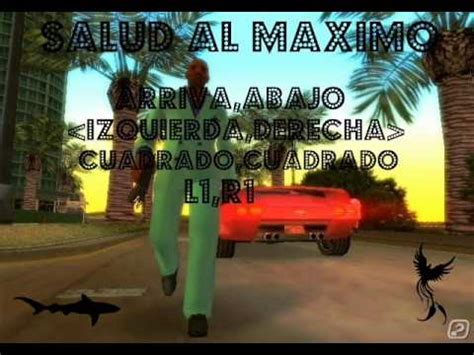 trucos de gta vice city stories ps2 - YouTube