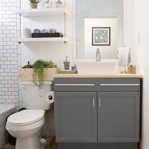 Trucos de organización para baños pequeños