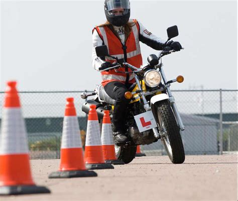 Trucos para sacar el carnet de moto   Extra Motor