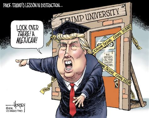 Trump gets flayed in 11 political cartoons over 'Mexican ...