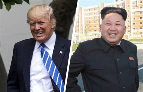Trump quiere reunirse con el presidente de Corea del Norte