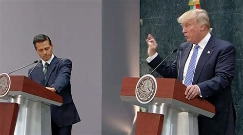 Trump says he and Mexican leader discussed wall, but not ...