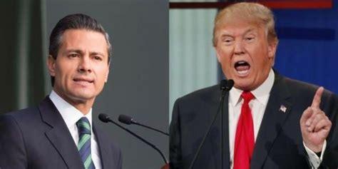 Trump se reunirá con Peña Nieto en México antes de su ...
