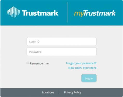 Trustmark Internet Online Banking Sign-In/Login | Banking ...