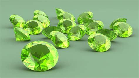 Tsavorita o granate grossularia verde