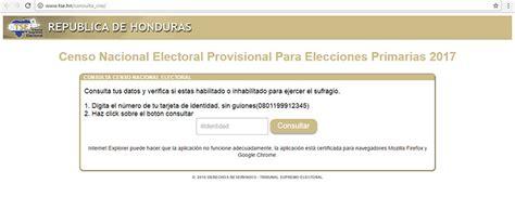 TSE habilita consulta en línea para que sepas dónde votar ...