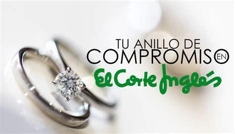 Tu anillo de compromiso en El Corte Inglés   Navas Joyeros ...