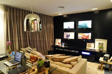 Tu Organizas.: 20 salas com home office para se inspirar.