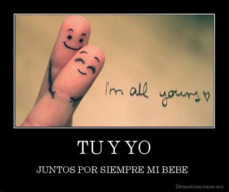 Tu Y Yo Juntos Por Siempre Fotos De Amor Imagenes De ...