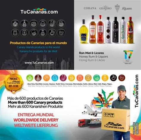 TuCanarias.com, el lugar donde comprar productos canarios