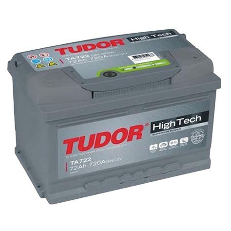 Tudor TA722 | Baterias de coche Barcelona