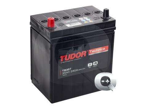 Tudor Technica TB357 - Comprar online baterías