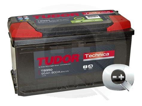 Tudor Technica TB950 - Comprar online baterías al mejor precio