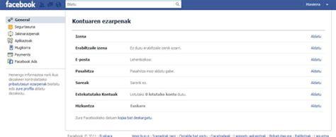 Tuenti, Facebook y YouTube en euskera – Gazteaukera Blog
