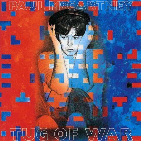 Tug Of War album artwork – Paul McCartney   The Beatles Bible