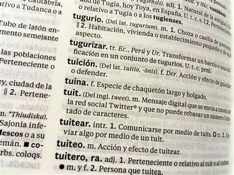 Tuit, tuitear, tuitero: estas palabras ya están en el ...