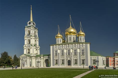 Tula Kremlin – one of the oldest fortresses in Russia ...