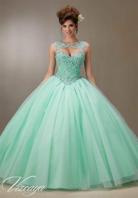 Tulle Quinceanera Dress | Style 89063 | Morilee