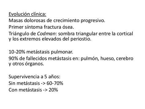 Tumores y lesiones pseudotumorales del hueso