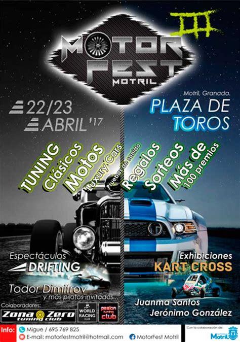 Tuning Motorfest Motril 2016, Granada, alojamiento ...