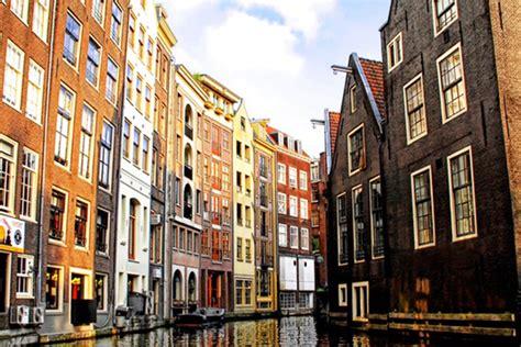 Turismo fluvial por Holanda