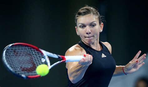 Turneul Campioanelor de la Singapore. Simona Halep joacă ...