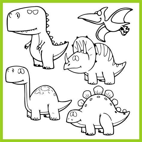 TusAdhesivos   Vinilo dinosaurios dibujo