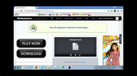 Tutorial como descargar e instalar Hamachi Gratis! - YouTube