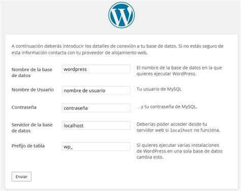Tutorial: Como Instalar Wordpress con Wampserver