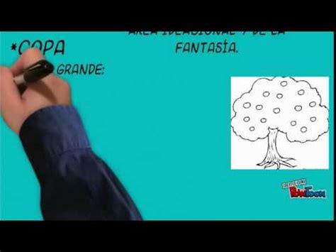 tutorial dibujo htp casa arbol persona - YouTube