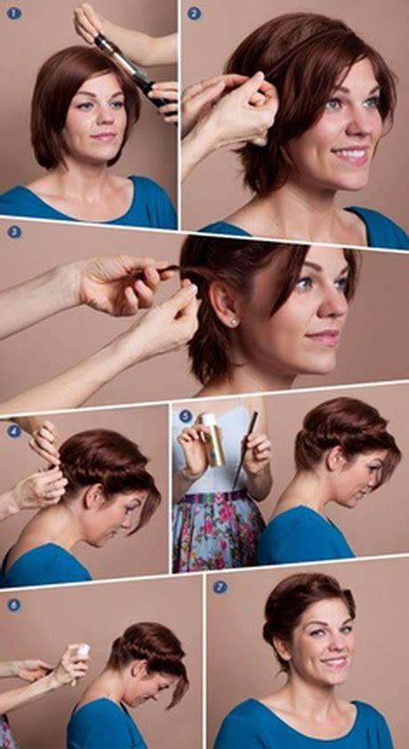 Tutorial para peinados recogidos