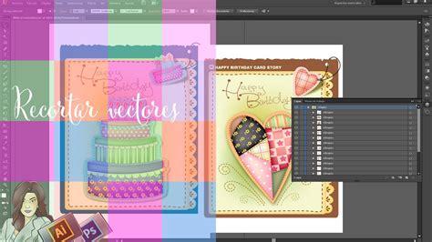 tutorial photoshop usando vectores youtube recortar ...