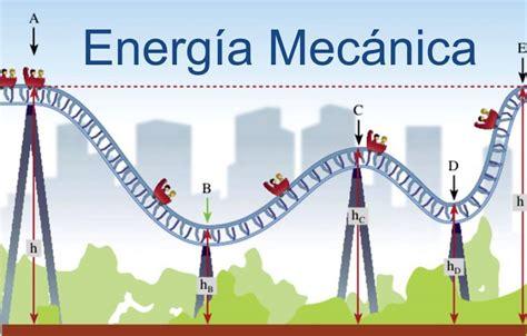 TUTORIAL SOBRE LA ENERGÍA MECÁNICA - EJEMPLOS
