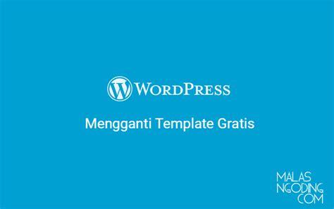 tutorial wordpress pdf Archives - Malas Ngoding