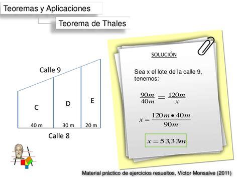 Tutorial10 teorema de thales