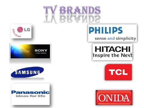 Tv brands