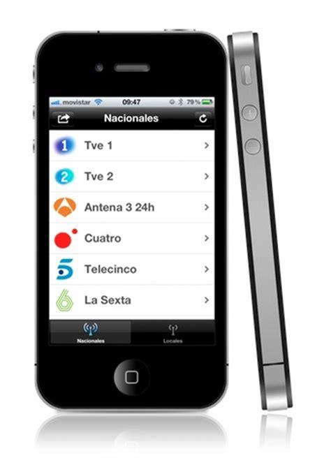 TV España App: Principales canales españoles, en directo y ...