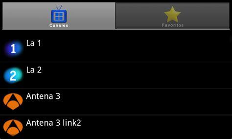 TV España para Android - Descargar Gratis