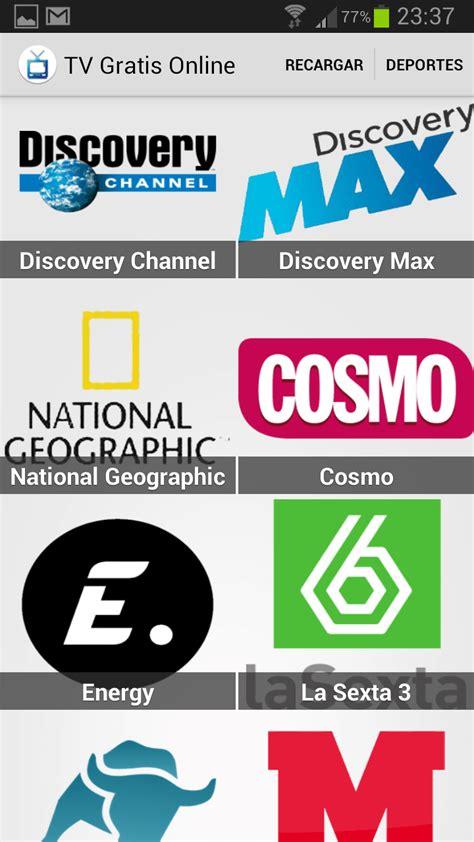 TV Gratis Online para Android   Descargar