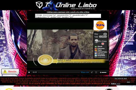 Tv Online, Canales de Tv {...} Imagen | @javierelguacho en ...