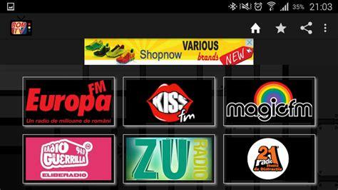 TV Romania Radio Rom Online para Android   APK Baixar