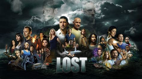 TV series LOST unfolds on ITN every Sunday.   Drama Queen