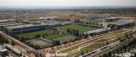 Twelfth anniversary of Real Madrid City s opening | Real ...