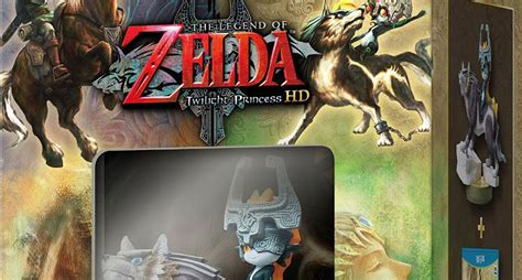 Twilight Princess HD + amiibo still available at GameStop ...